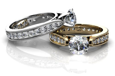 Custom Engagement Ring Designs by Union Diamond