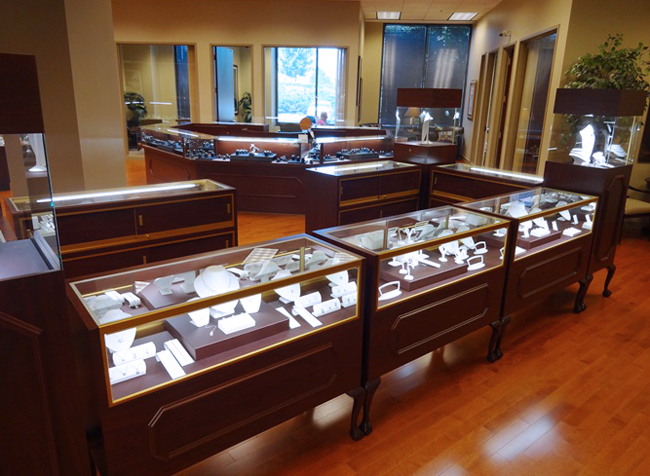 Union Diamond New Showroom