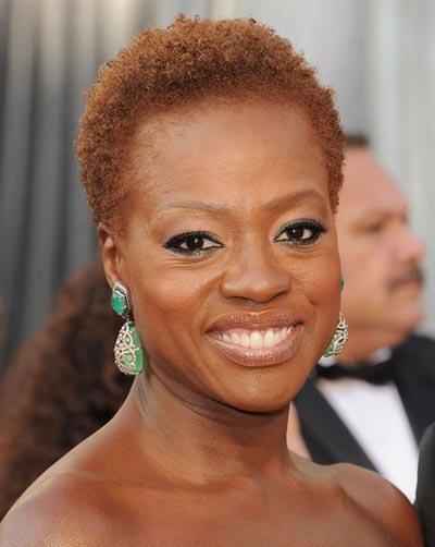 Viola Davis 2012 Academy Awards