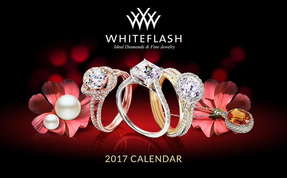Whiteflash 2017 Calendar - Option 2.