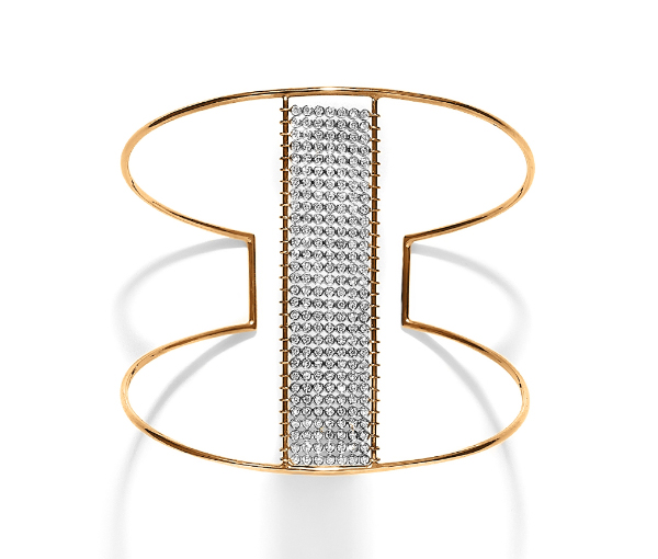 Yannis Sergakis diamond bracelet