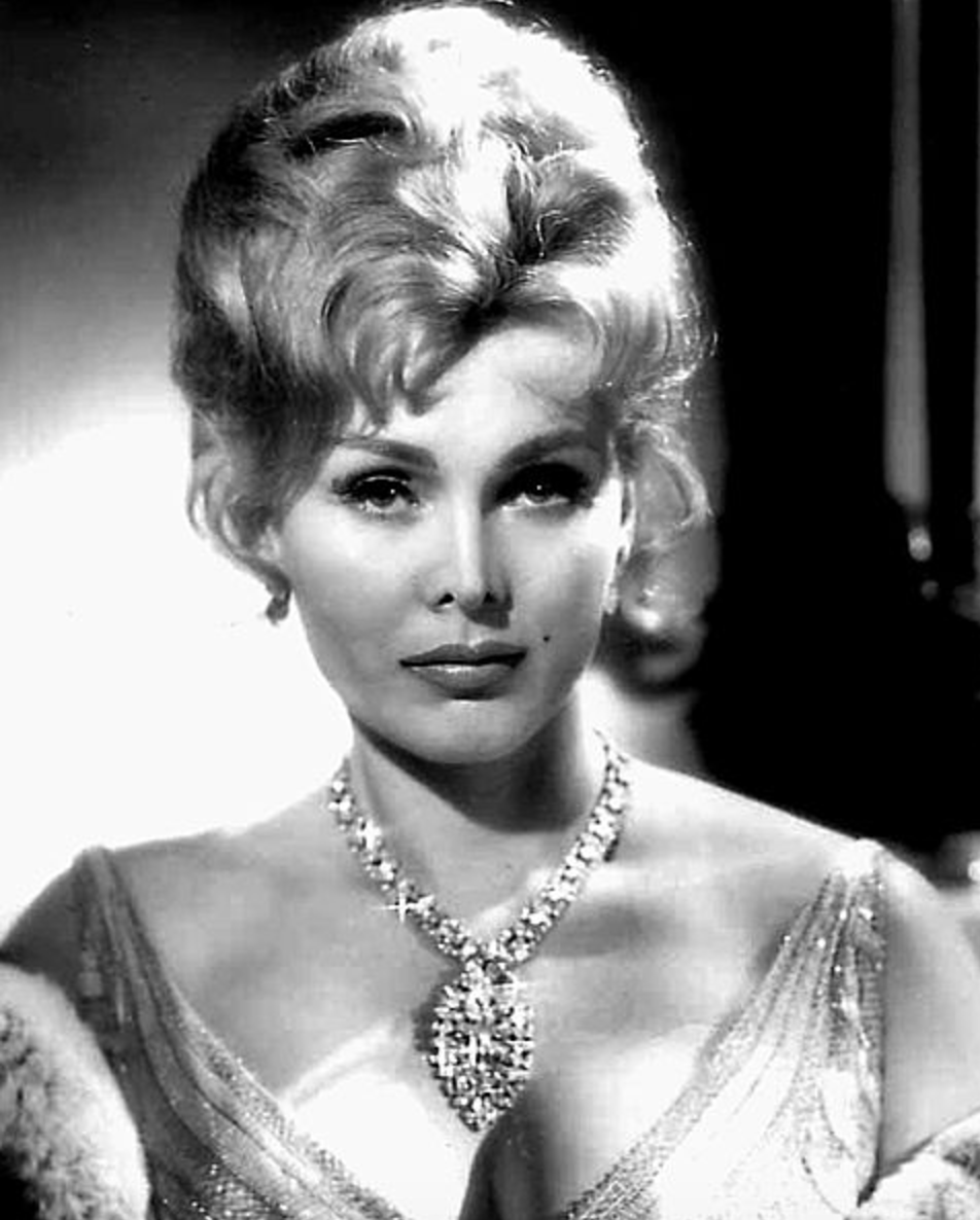 ZsaZsa Gabor - LArger then life