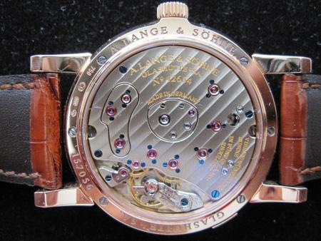 A. Lange & Sohne Lange 1 Moonphase Watch