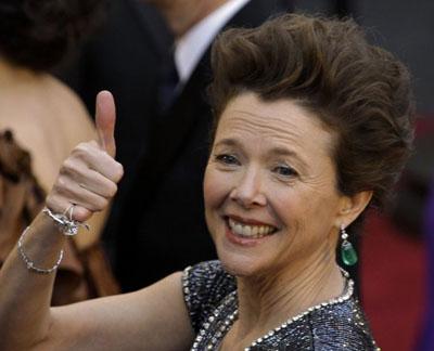 Annette Bening 2011 Oscars