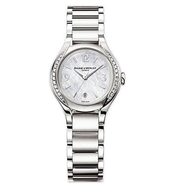 Baume and Mercier Ilea Diamond Watch