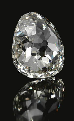 The Beau Sancy Diamond