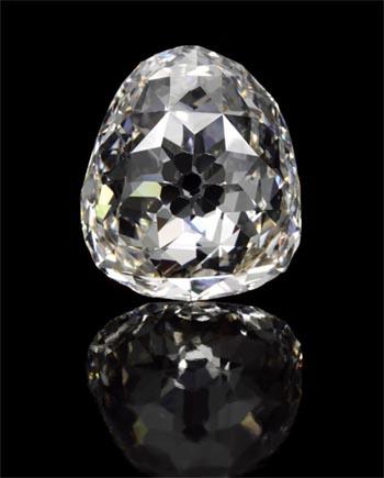The Beau Sancy Diamond