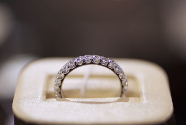 Beaudry Couture diamond wedding band