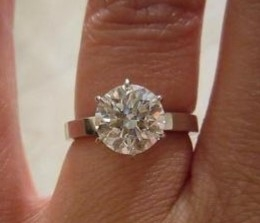 Blingbunny10's Beauty: A Bez Ambar Engagement Ring