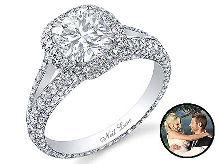 Brad Womack The Bachelor Neil Lane Engagement Ring