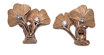 Carrera y Carrera Ginko Earrings