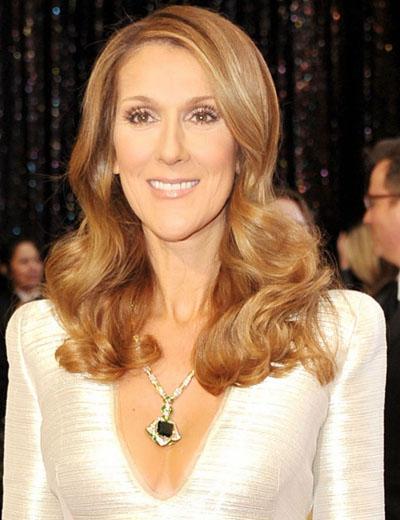 Celine Dion 2011 Oscars
