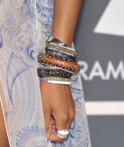 Ciara 2011 Grammy Awards