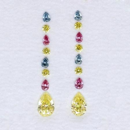 Cokitty Custom Fancy Colored Diamonds