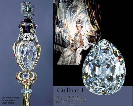 The Cullinan I diamond