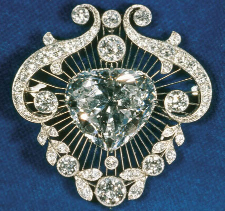 The Cullinan V diamond