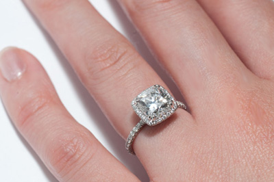 Jewel Of The Week Harry Winston Inspired Ring Pricescope