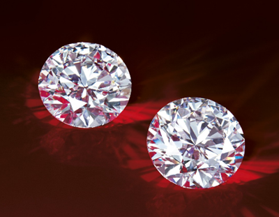 71.38 carat pair of round brilliant D FL diamonds, Christie's Hong Kong November 29, 2011