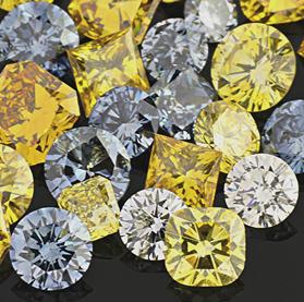 D.NEA Synthetic Diamonds