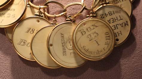 The Edith Head Charm Necklace