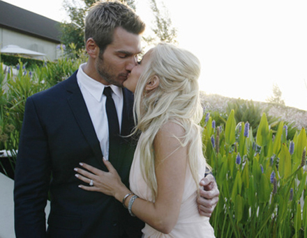 Emily Maynard and Brad Womack: The Bachelor
