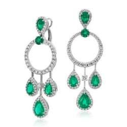 Emmy Award Earrings