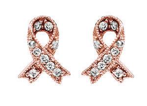 Black Diamond Earrings Leone Collection