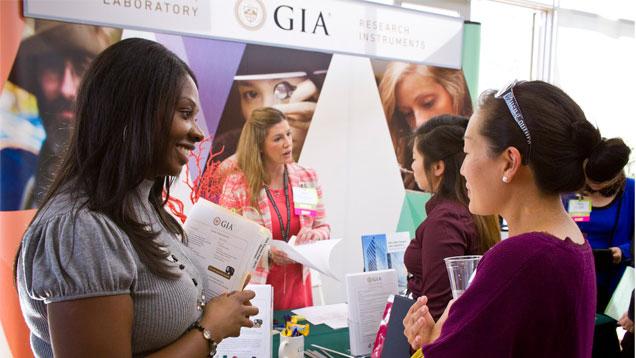 GIA Career Fair - Image © GIA