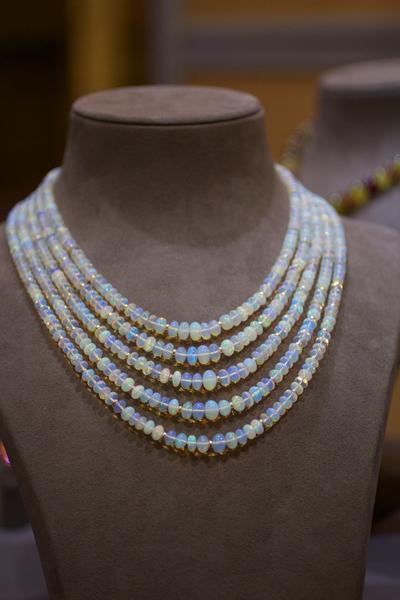 Goshwara Opal Necklace