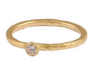 Gurhan 24k Gold Stacking Ring