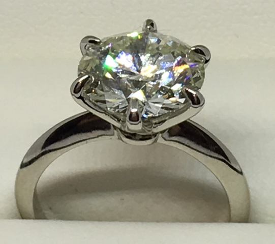 Another Angle of this gorgeous ring!