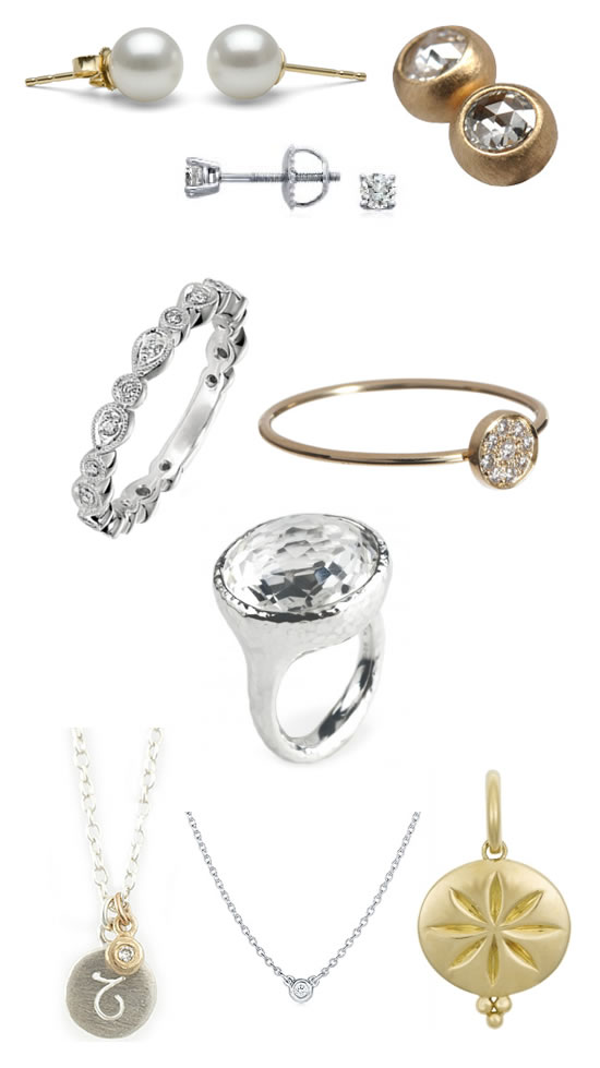 9 Stackable Rings under $1,750