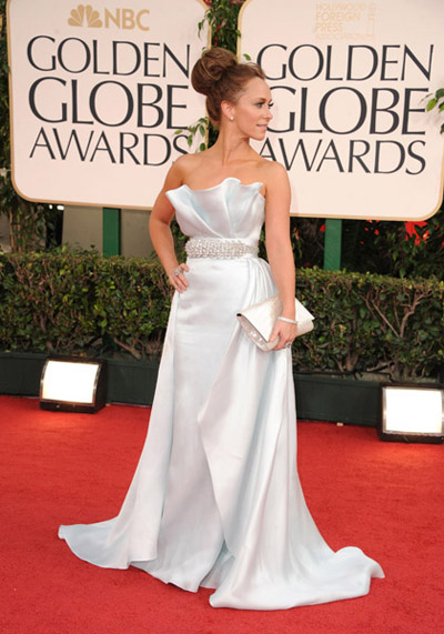 Jennifer Love Hewitt 2011 Golden Globes
