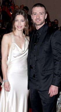 Jessica Biel and Justin Timberlake: celebrity engagements 2012