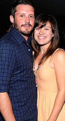 Kelly Clarkson and Brandon Blackstock: celebrity engagements 2012