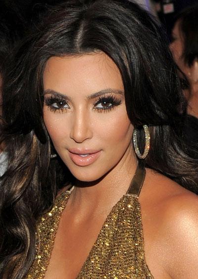 Kim Kardashian 2011 Grammy Awards
