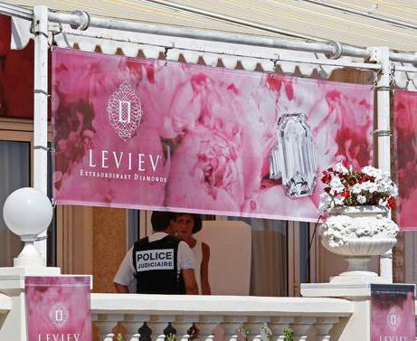 Cannes Heist