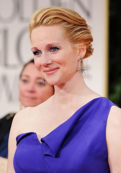 Laura Linney 2012 Golden Globes