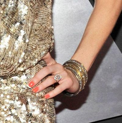 LeAnn Rimes 2011 Grammy Awards