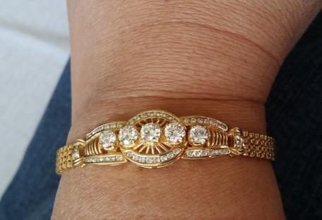 Lilmosun Special Bracelet wrist view