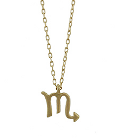 Marian Maurer Scorpio pendant at Clay Pot