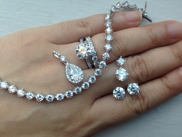 Family of bling - Image by mcblohe
