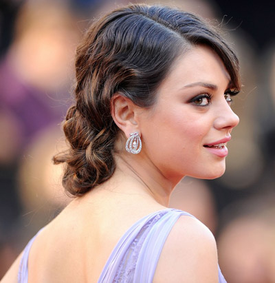 Mila Kunis 2011 Oscars