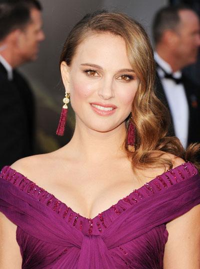 Natalie Portman 2011 Oscars