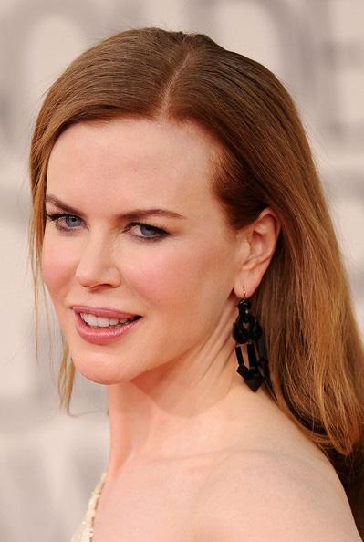 Nicole Kidman 2011 Golden Globes