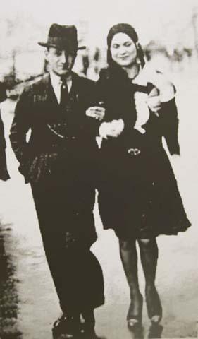 Grandparents 1930s