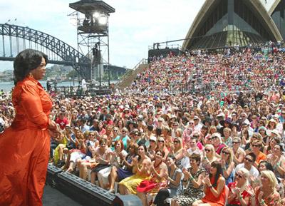 Oprah's Ultimate Australian Adventure
