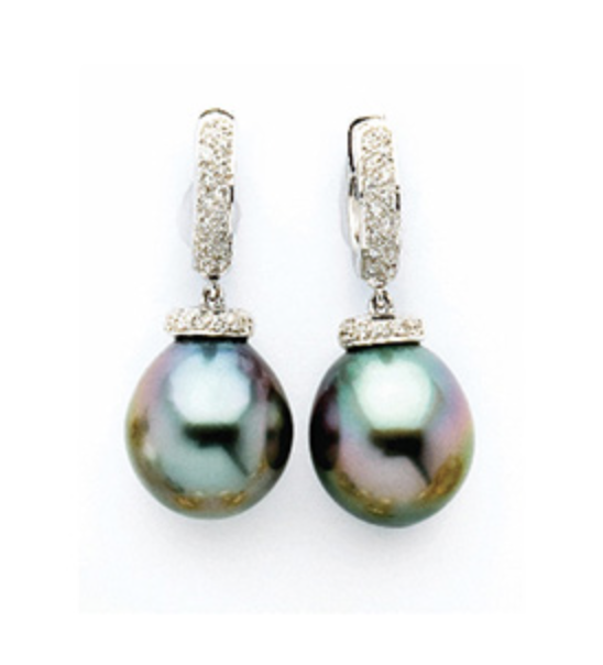 Pearl Earrings for Insurance Blog