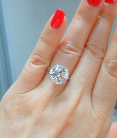 Jewel of the Week - A 5-Carat Dream Diamond Named Holly