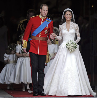 Prince William and Catherine Duchess of Cambridge - Kate Middleton